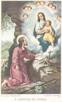 Sankt Ignatius von Loyola, Manresa